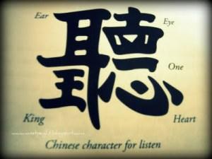 Listen Chinese